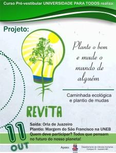 cartaz REVITA