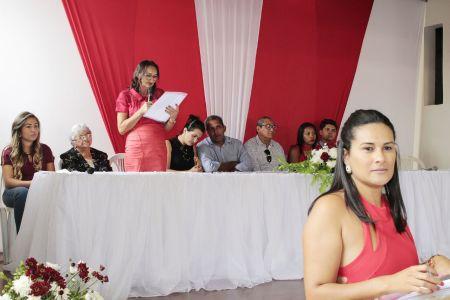 Secretaria Maria Dias ressalta importância das mulheres na gestão do preefito Wilker
