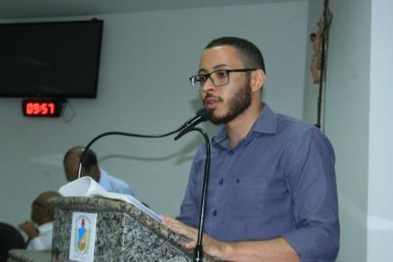 +ëricles Nunes Estudante de Direito da UNEB