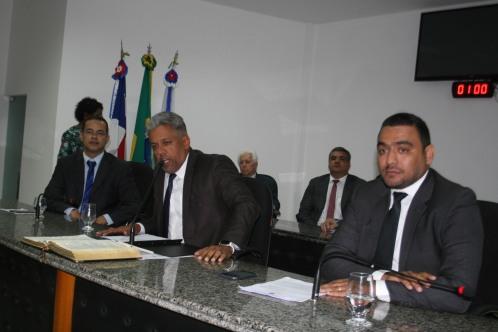Presidente determina votação nominal das contas do prefeito de 2017