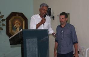 Alex chama Secretário de Obras para anunciar revitalização das praças do Castelo Branco