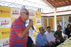 José Carlos Tanuri emocionou se ao falar da familia