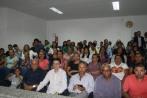 José Ilton lotou o plenário para a posse