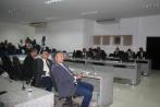 Vereadores presentes se pronunciaram na sessão de abertura