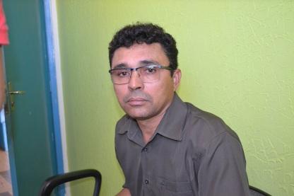 José Lopes da Silva Presidente da Associação Irani