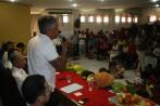 Presidente Alex TAnrui manifesta apoio em nome dos 21 vereadores