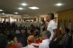 Presidente Alex Tanuri hipoteca solidariedade aos assentados ameaçados de despejo